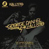 Kallisto DNB Show #14 - GEORGE DANIEL GUESTMIX - 25.08.2016