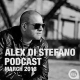 ALEX DI STEFANO PODCAST MARCH 2013