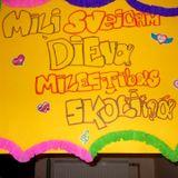 """""""Dodies misijā"""" - 2013. gada 28. Janvāris - Dieva Mīlestības skola"""