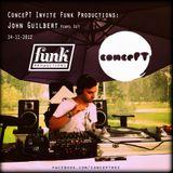 ConcePT Podcast #40 - John Guilbert