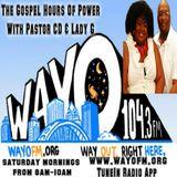 Gospel Hours Of Power 11-19-16 Pt2