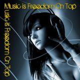 Music is Freedom On Top con Maurizio Vannini - Puntata del 14/09/2013