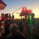 Art cars meet Sunset Island Friday @ sunset - mixed by Olluss