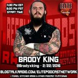 #WHRADIO: Brody King (@Brodyxking) LIVE + WWE Fast Lane 2016 Aftermath & More