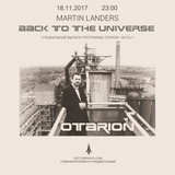 2017-0 1 Back To The Universe radioshow. Otarion PART-1