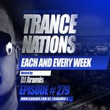 DJ Aramis - Trance Nations Ep 279