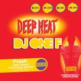 DJ OneF: Deat Heat - Deep/Tech/Techno