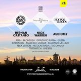 Nick Warren b2b Hernan Cattaneo - Live at Free Your Mind, Thuishaven (ADE 2018) 18-10-2018 FULL SET