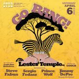 Lester Temple at Go BANG! April 2019