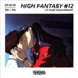 High Fantasy #12 - 1st Anniversary