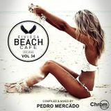 Eivissa Beach Cafe VOL 34 - Compiled & mixed by Pedro Mercado