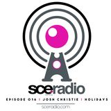 SCE Radio - Episode 016 - DJ Josh Christie - SCE Holiday Mix 2016