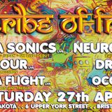 Tetrasound - Recorded at Tribe of Frog April 2013