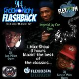 DJ JUS NICE- FRIDAY NITE FLASHBACK 3