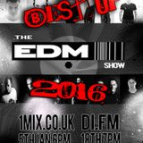 081 The EDM Show with Alan Banks 2016 Round up Special
