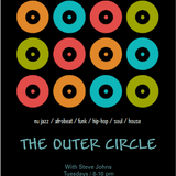 The Outer Circle with Steve Johns broadcast on Solar Radio, Tues 3rd November