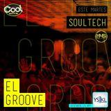 EL GROOVE Radio Show 015 - Soultech