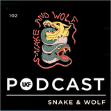 UKF Podcast #102 - Snake & Wolf present: Fangs
