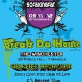 SofaKingFat, 09.11.2012, Winchester Pub
