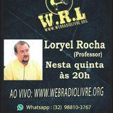 Sem Papas na Língua - Professor Loryel - Rocha - Apresentação