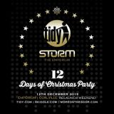 Sam Townend Live @ Tidy Storm. 12.12.15