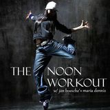 The Noon Workout Mon April2, 2018. Feat: EWF, Bon Jovi, Flo rida, Spice Girls & more...