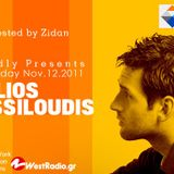 """Stelios Vassiloudis """"From the Deep #007"""" Guest Mix"""