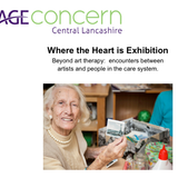 'Where The Heart Is' Exhibition October 2014: Age Concern Central Lancashire