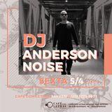 Anderson Noise @ Cafe com Letras Alternative Set Sessions - 05 April 2019