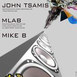 John Tsamis & mlab @ Galliano - August 2012