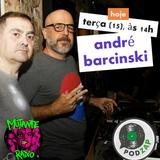 PodZap, com André Barcinski