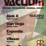 EXPONITE@VACUUM-10-05-2013 DEPO CLUB