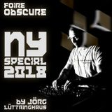 Foire Obscure NYspecial 2018 by Jörg Lüttringhaus