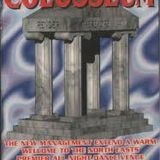 Dj Crossfade - MC Attack - MC G Force - Colosseum New Year 95