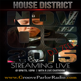 Dj Zeek Streaming Live On House District