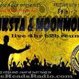 Smoke and Mirrors live 28/06/19 Luksta &Moonmonkey part 1