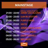 David Gravell - Live @ ASOT 850 Festival (Utrecht, The Netherlands)
