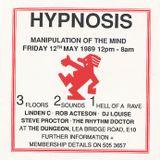 Sasha Hypnosis 1989 pt2
