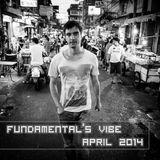 The Fantastic April 2014's Mix