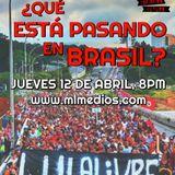 Forjando Futuro - Acercamiento a la situación en Brasil