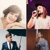 Viihteellä 31.5.2018: Paula Koivuniemi, Jukka Poika, Nelli Matula ja Spekti vieraina
