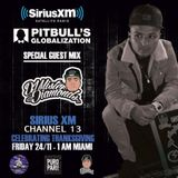 Dj Mister Diamonds - Pitbull´s Globalization Thanksgiving Special guest Mix on Sirius XM