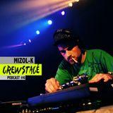 Crewstacé Podcast #6 by MZK