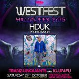 Westfest 2016 HDUK Promo Mix #1 - Tranz-Linquants