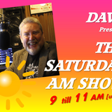 Dave Kelly's Saturday AM Show - A bit of the 80s LIVE (complete with microphone problems)