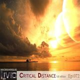 <<CRITICAL_DISTANCE>> full edition Ep.072