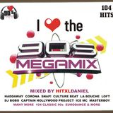 Megamix - I LOVE THE 90s-Party