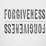 As We Forgive Those Who . . . .