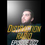 Distraction RADIO- EPISODE 002 by BEATLIV3