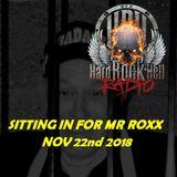 """Badass Martin """"Sit's In"""" on The Roxx Show Nov '18"""